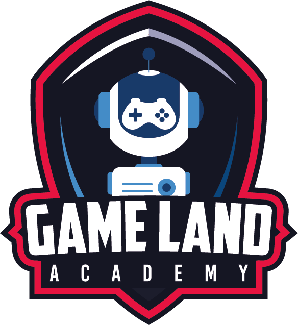 logo-game-land-academy-formacion-online-robotica-videojuegos