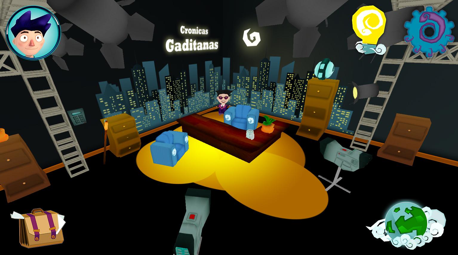 U-Startup Serious Game sobre emprendimiento para hacer tu business model canvas